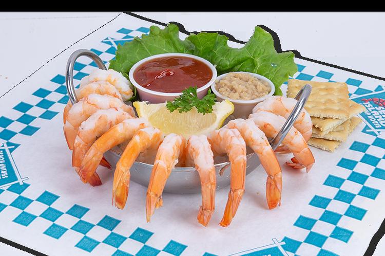Shrimp Cocktail - Best Seafood in San Antonio